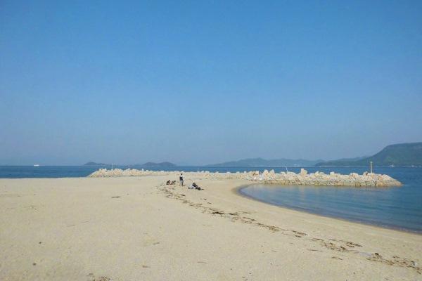恋人岬(弓ヶ浜)